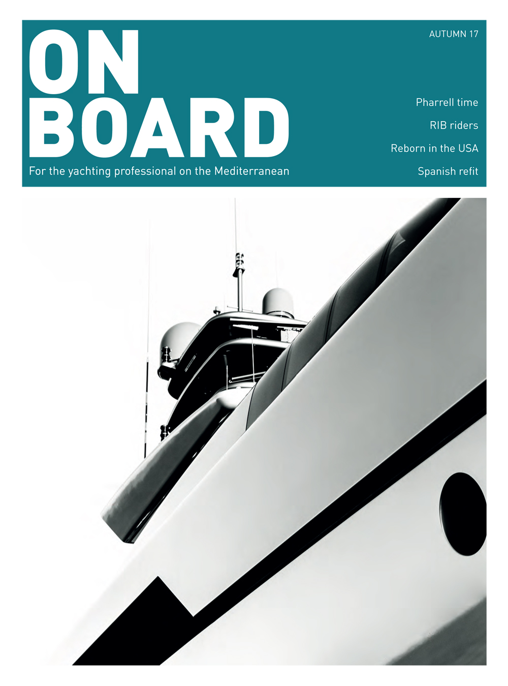 Latest issue of ONBOARD Magazine