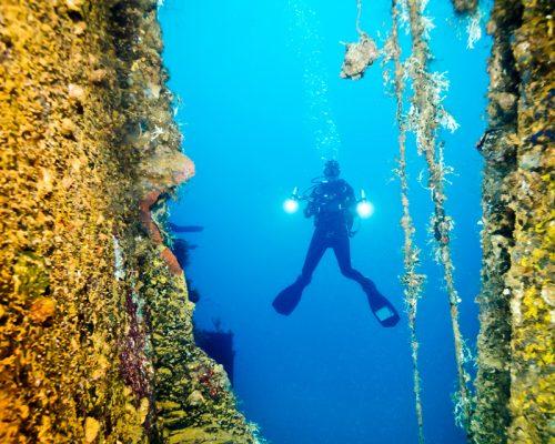 ONBOARD Magazine Truck Lagoon wreck diving
