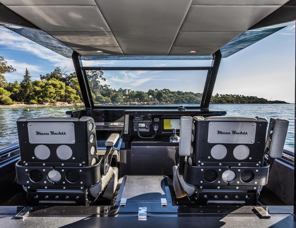 SHOXS & MAZU Yachts