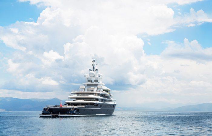Lloyd Werft M/Y LUNA