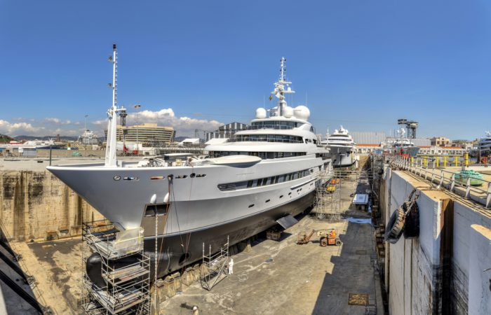 MB92 Barcelona Dry Dock
