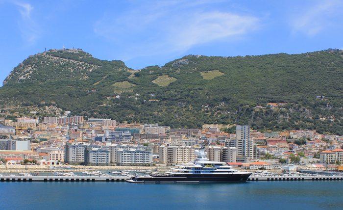 Mid Harbour Marina Gibraltar