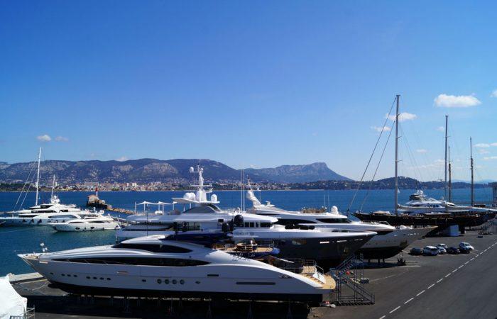 Toulon Bay Shipyards