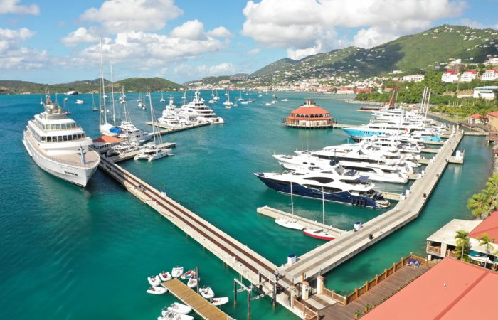 YACHT HARBOUR GRANDE ST. THOMAS
