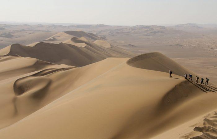 Lut Desert, Iran Secret Compass