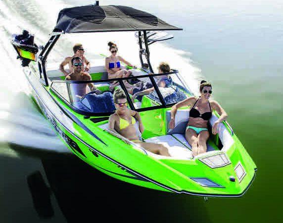 Moomba Boats Mondo