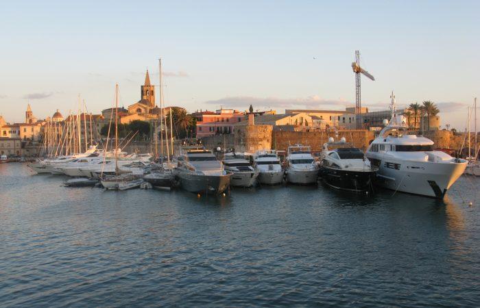 superyacht marinas