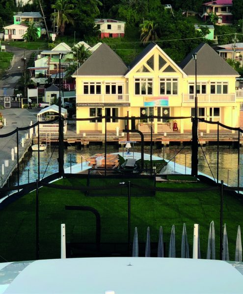 SYTT Gyms onboard superyachts