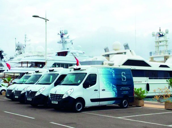 Superyacht Supplies