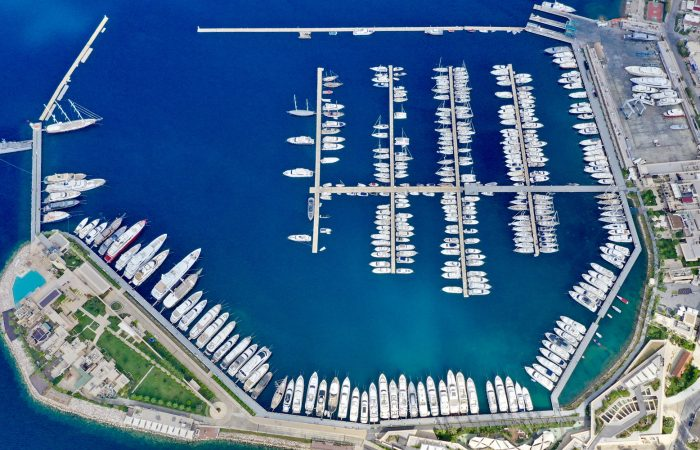 Yalikaval Marina, Turkey