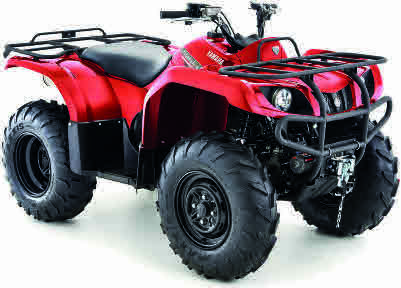 Yamaha-Grizzly-350-2WD
