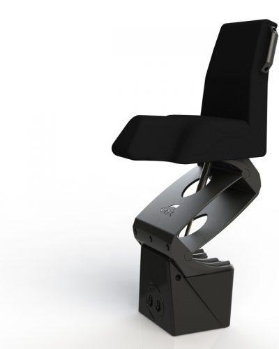 shark XTRA seats