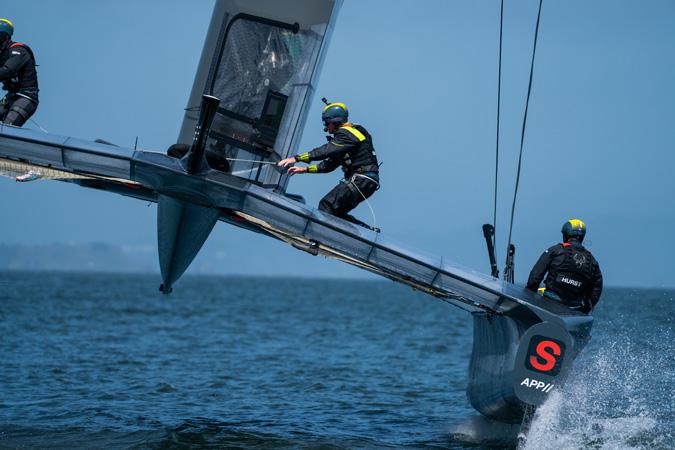 SailGP Event 2 Season 1 San Francisco USA