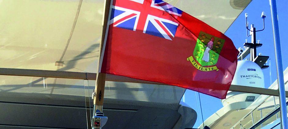 THE VIRGIN ISLANDS SHIPPING REGISTRY