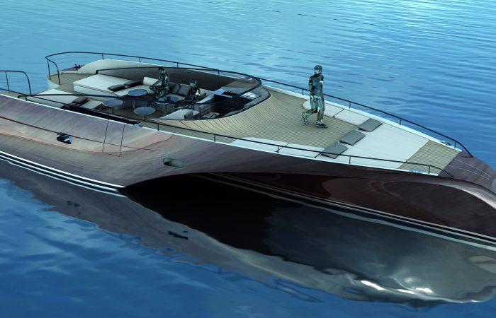 PHR Yacht Design ONBOARD Magazine Autumn 19