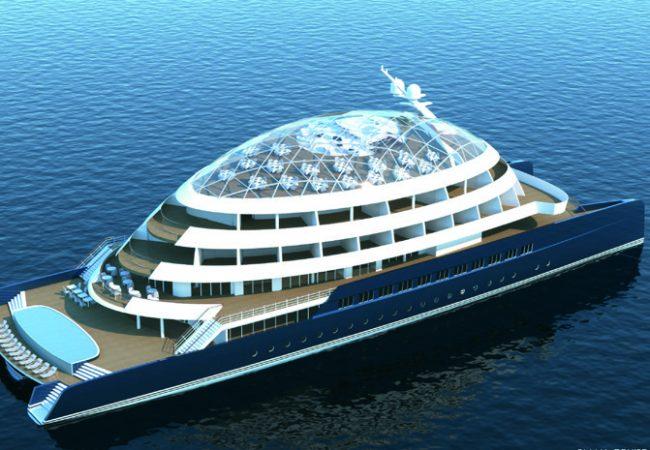 PHR Yacht Design
