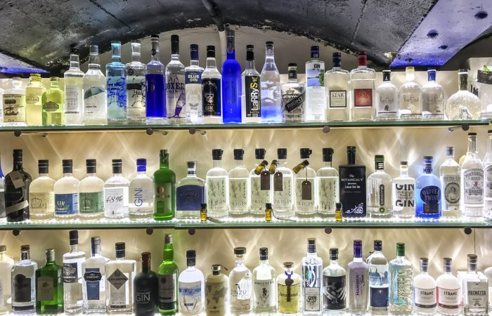 A visit to Plymouth Gin