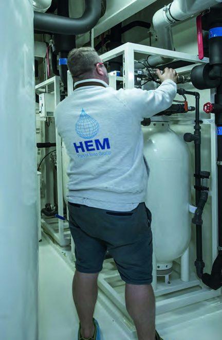 HEM (HYDRO ELECTRIC MARINE)