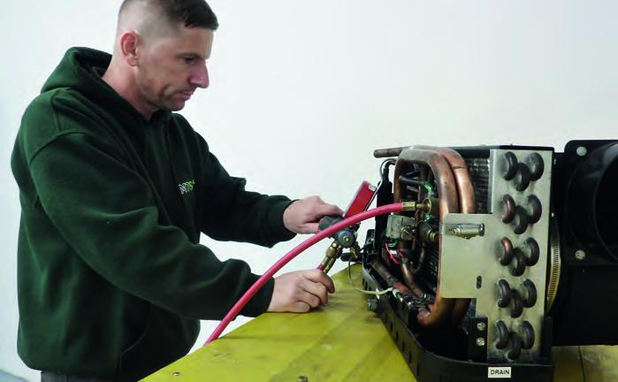 MTSEA Preventative maintenance