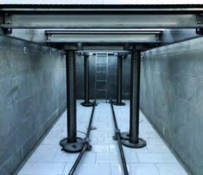Unikpools moveable pool floors