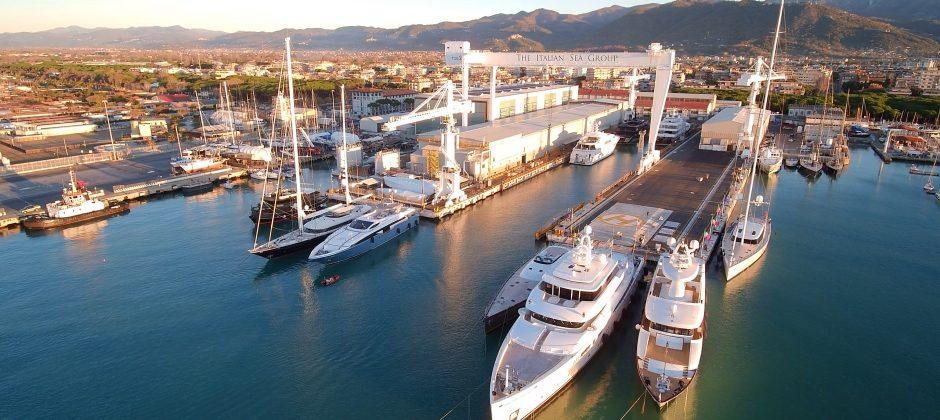 superyacht shipyards