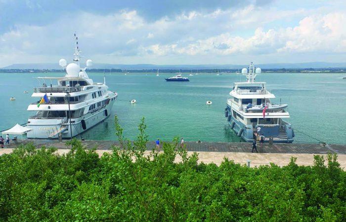 Boccadifuoco Maritime Services