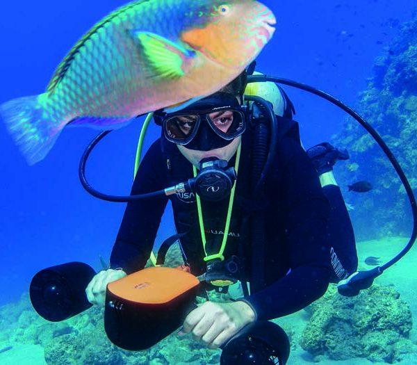 Geneinno underwater scooter