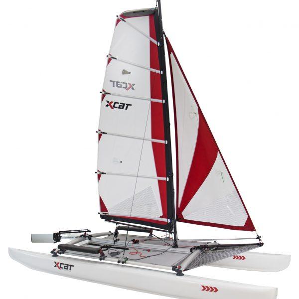 XCAT Sail Row & Sail
