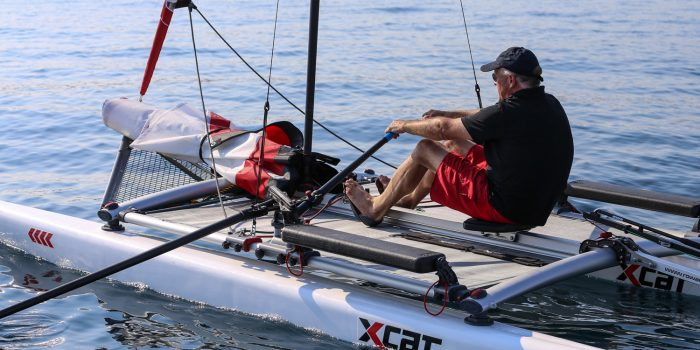 XCAT row & sail