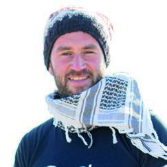 Rory Sinclair Big Blue Ocean Cleanup