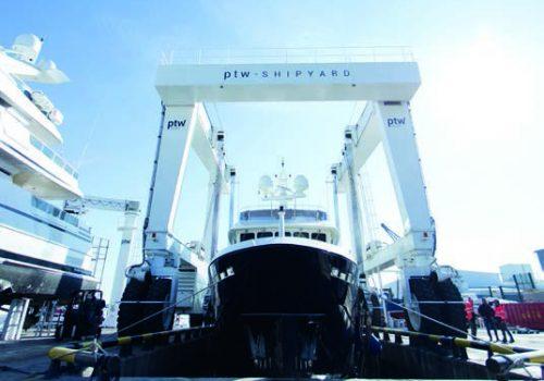 PTW Shipyard Spain