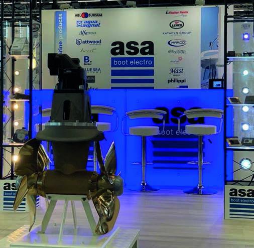 ASA Boot Electro