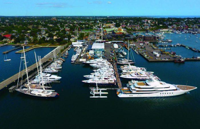 Safe Habor Newport Shipyard