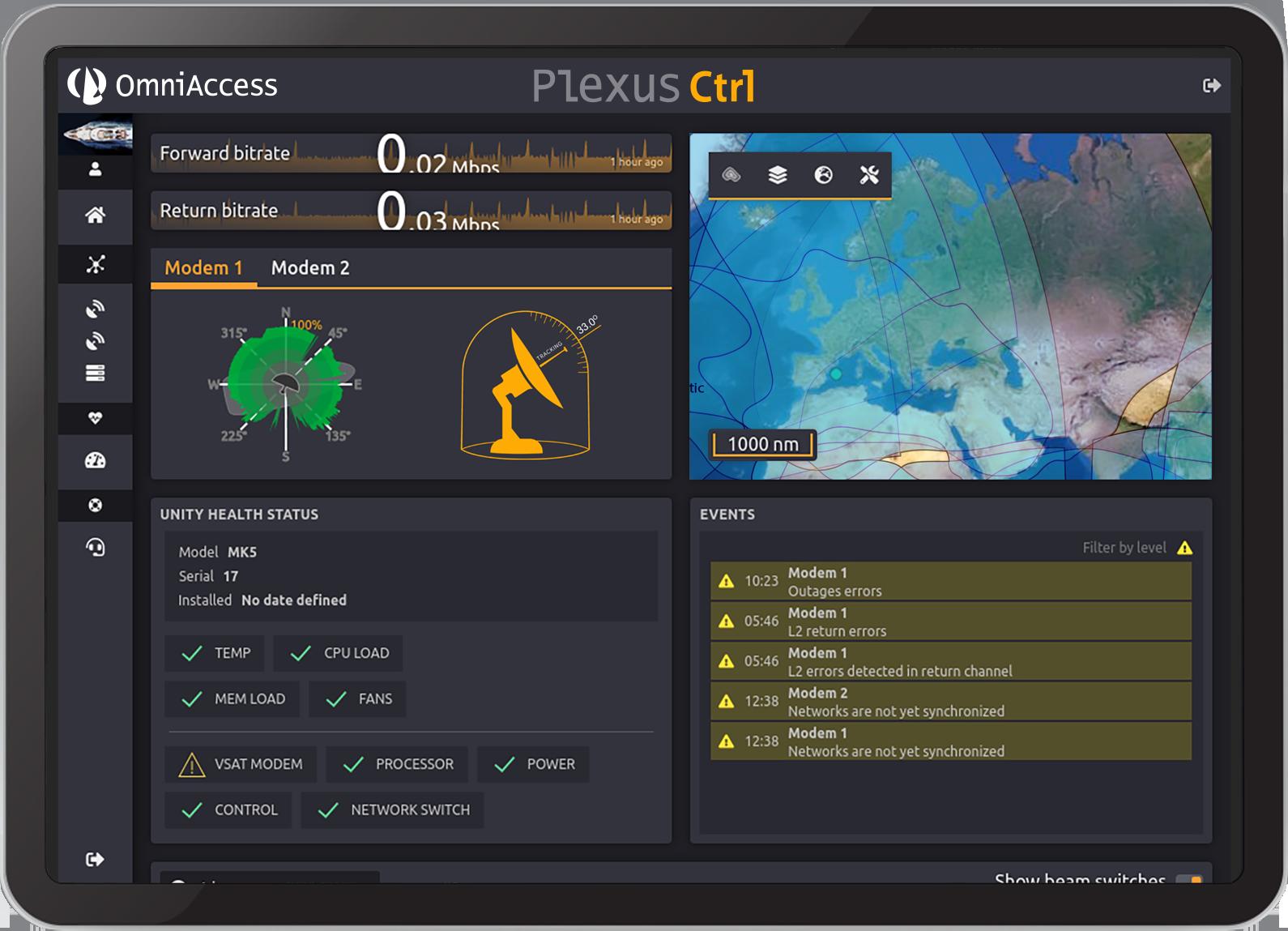 OmniAccess Plexus