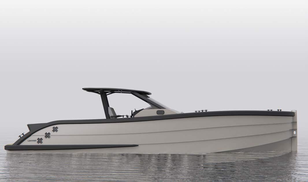 Lekker Boats 41